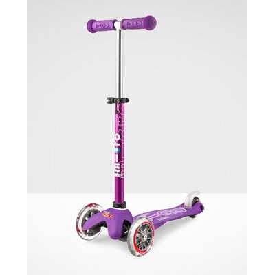 MICRO SCOOTERS Mini Micro Deluxe  Purple  click to zoom image