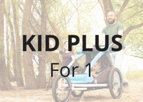 Kid for one plus button