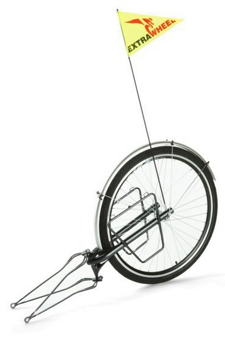 Extrawheel Bicycle Trailer