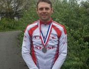 Simon West takes Silver Medal in National Championships