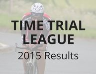 Cyclesense Time Trial League Results 2015