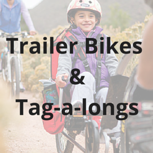 Trailer Bikes and Tag-a-longs