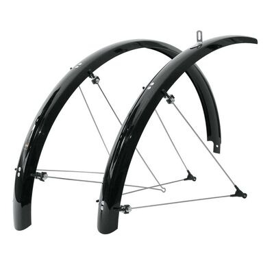 SKS Bluemels Mudguard Set Black 24""