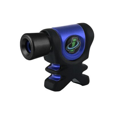 GENUINE INNOVATIONS Air Chuck Plus CO2 Inflator Black/Blue