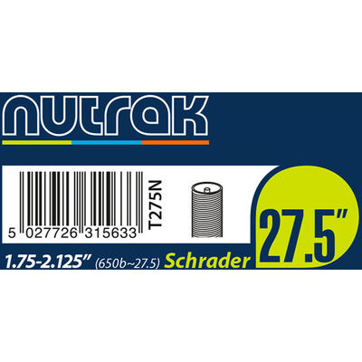 "NUTRAK 27.5"" or 650Bx1.75 - 2.125 Schrader"