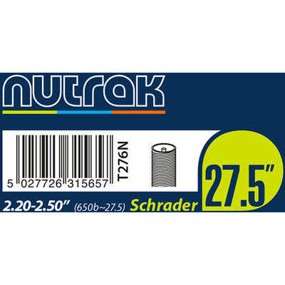 "NUTRAK 27.5"" or 650Bx2.2 - 2.5 Schrader"