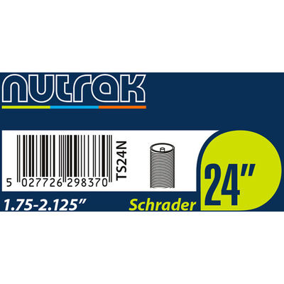 "NUTRAK 24x1.75 - 2.125"" Schrader - self-sealing"
