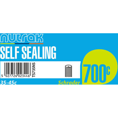 NUTRAK 700x35 - 45C Schrader - self sealing