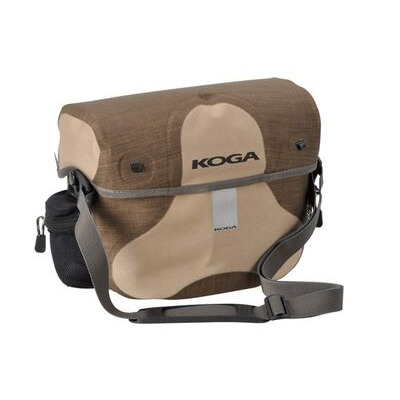 KOGA Ultimate6 Plus Handlebar Bag 7 Litre c/w Map Pocket