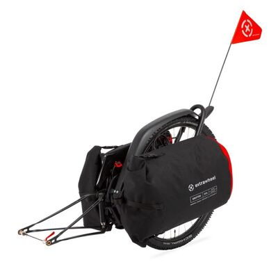 EXTRAWHEEL Brave with Drifter 100L Bags