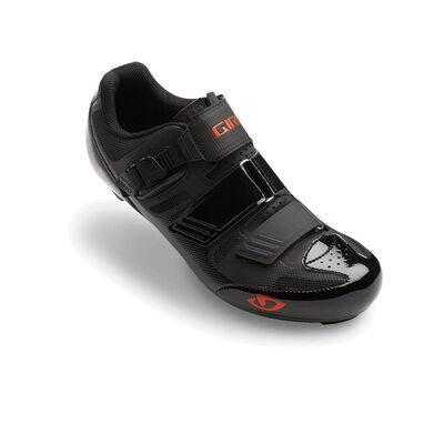 GIRO Apeckx II Hv Road Cycling Shoes Black/Bright Red