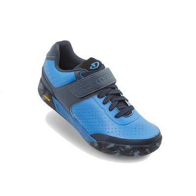 GIRO Chamber II MTB Shoes Blue Jewel / Midnight