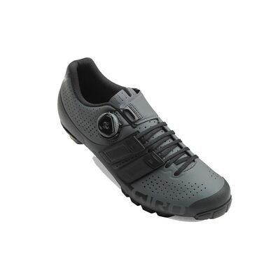 GIRO Code Techlace MTB Cycling Shoes Dark Shadow/Black