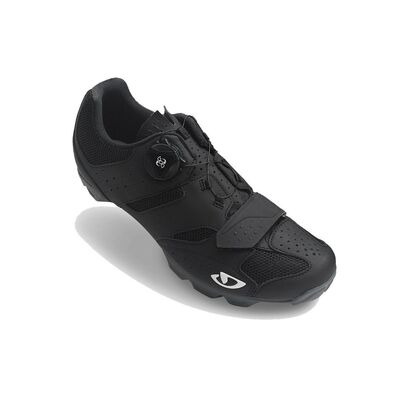 GIRO Cylinder MTB Cycling Shoes Black