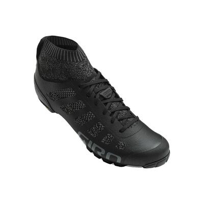 GIRO Empire Vr70 Knit MTB Cycling Shoes Black/Charcoal