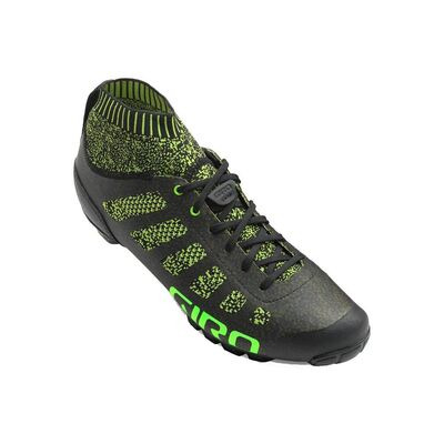 GIRO Empire Vr70 Knit MTB Cycling Shoes Lime/Black