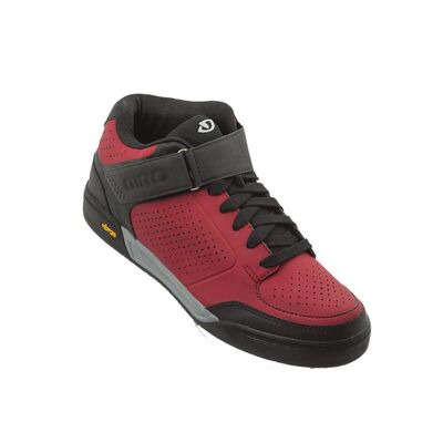 GIRO Riddance Mid MTB Shoe Dark Red / Black