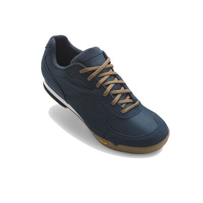 GIRO Rumble Vr MTB Cycling Shoes Dress Blue/Gum