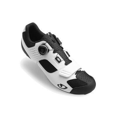 GIRO Trans (Boa) Road Cycling Shoes White/Black