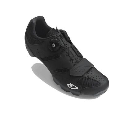 GIRO Cylinder Women's MTB Cycling Shoes Black
