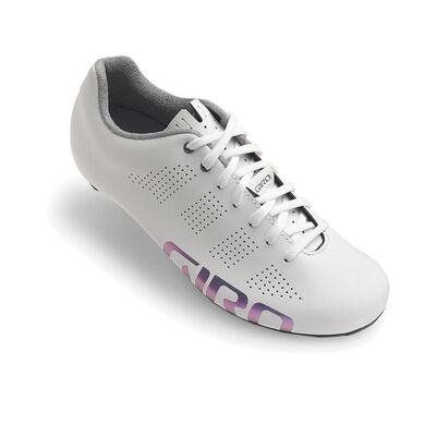 GIRO Empire Acc Women's Road Cycling Shoes White Reflective