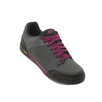 GIRO Riddance Women's MTB Shoe Dark Shadow / Berry