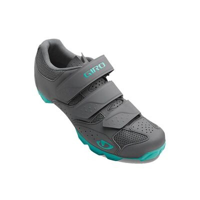 GIRO Riela Rii Women's MTB Cycling Shoes Dark Shadow/Glacier