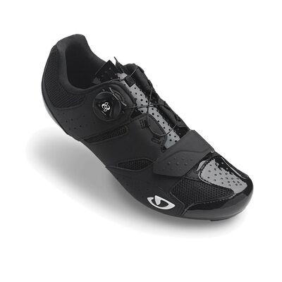 GIRO Savix Women's Road Cycling Shoes Black/White
