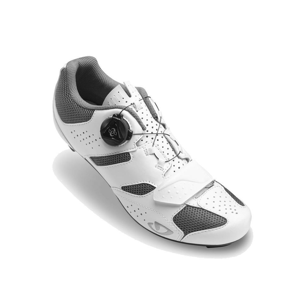 6608b2b2969 GIRO Savix Women s Road Cycling Shoes White Titanium    £114.99 ...