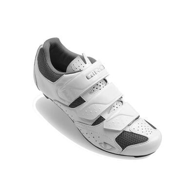 GIRO Techne Women's Road Cycling Shoes White/Silver