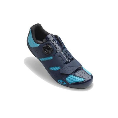 GIRO Savix Women's Road Cycling Shoes Midnight/Iceberg