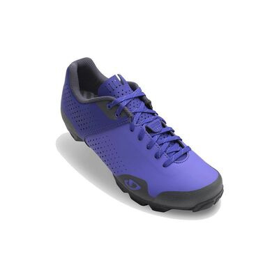 GIRO Manta Lace Women's MTB Cycling Shoes Blue Iris/Dark Shadow