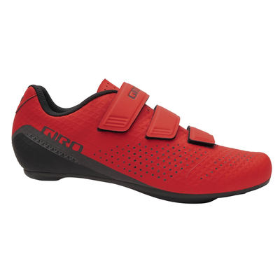 GIRO Stylus Road Shoes Red