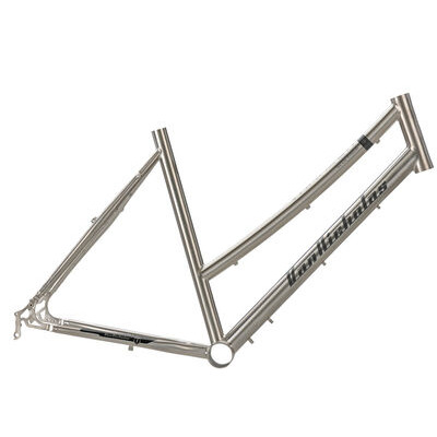 VAN NICHOLAS Amazon Rohloff Titanium Mixed Touring Frame