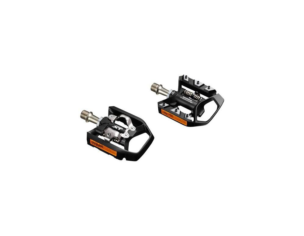 SHIMANO PD-T8000 XT MTB SPD Trekking pedals click to zoom image