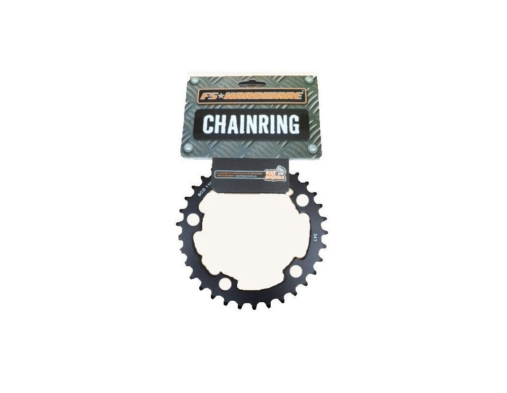 FAT SPANNER 64bcd Chainring click to zoom image