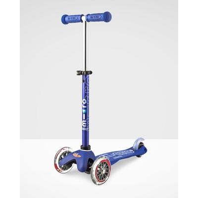 MICRO SCOOTERS Mini Micro Deluxe  Blue  click to zoom image