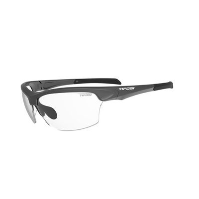 TIFOSI Intense Single Lens Sunglasses Matt Gunmetal/Clear