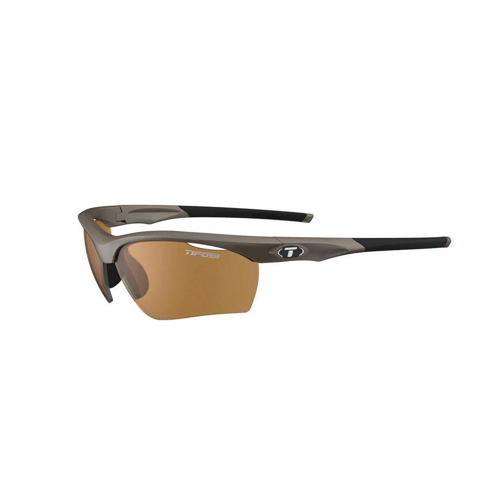 549bcfeecff TIFOSI Vero Fototec Single Lens Sunglasses Iron Fototec Brown ...