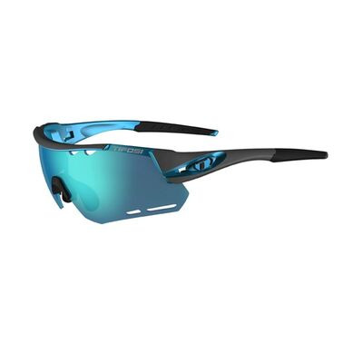 TIFOSI Alliant Interchangeable Clarion Blue Lens Sunglasses Gunmetal/Blue Clarion