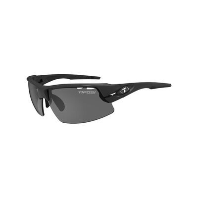 TIFOSI Crit Half Frame Matt Black Sunglasses Matt Black