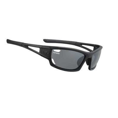 TIFOSI Dolomite 2.0 Interchangeable Smoke Lens Sunglasses Smoke Lens