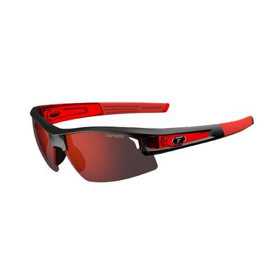 TIFOSI Synapse Interchangeable Clarion Lens Sunglasses Race Red/Clarion Red