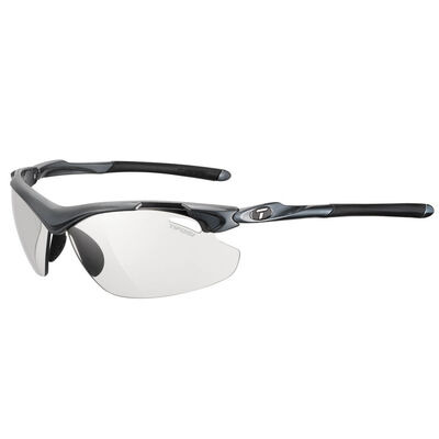 TIFOSI Tyrant 2.0 Gunmetal Fototec Light Night Lens Sunglasses Gunmetal