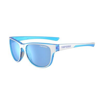 TIFOSI Smoove Single Lens Eyewear 2019 Icicle Blue/New Blue