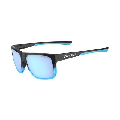TIFOSI Swick Single Lens Eyewear 2019 Onyx Blue Fade/New Blue