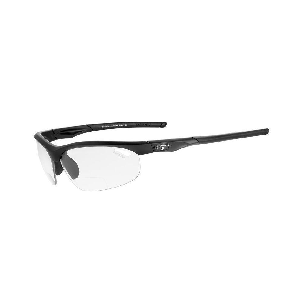 d9d61ab87e TIFOSI Veloce Fototec Light Night Readers 1.5+ Single Lens Eyewear 2019  Matte Black Fototec Light Night