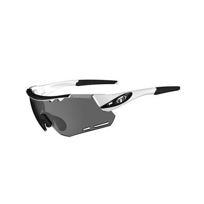 TIFOSI Alliant Interchangeable Lens Eyewear 2019 White/Black