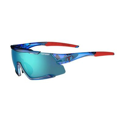 TIFOSI Aethon Interchangeable Clarion Lens Sunglasses 2019 Crystal Blue/Clarion Blue