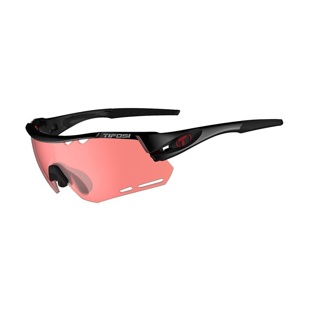 Satin Black//Neon Polarized Sunglasses Tifosi Optics Swick